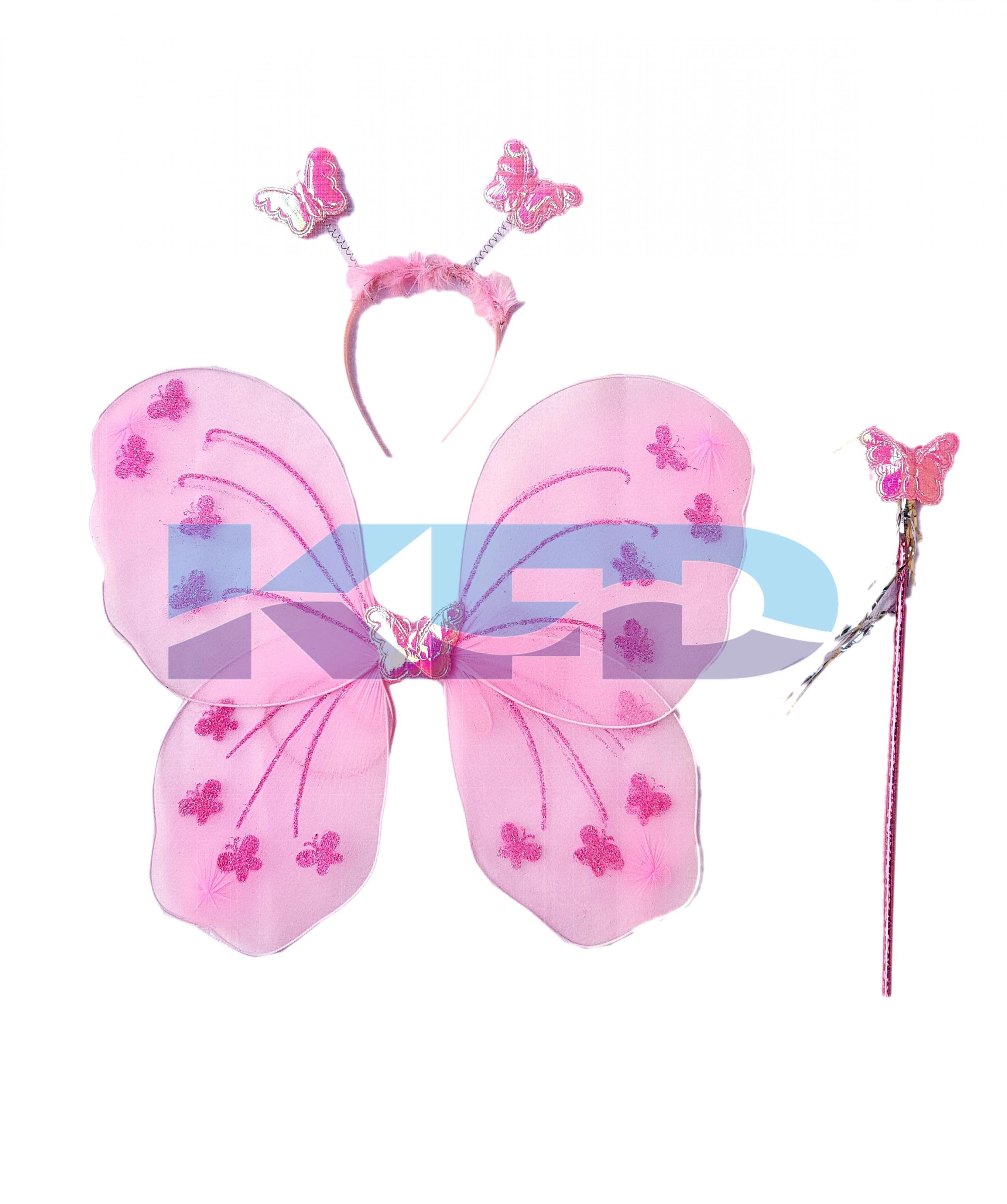 Butterfly wings in Pink color accessories for Kids,Boys and Girls