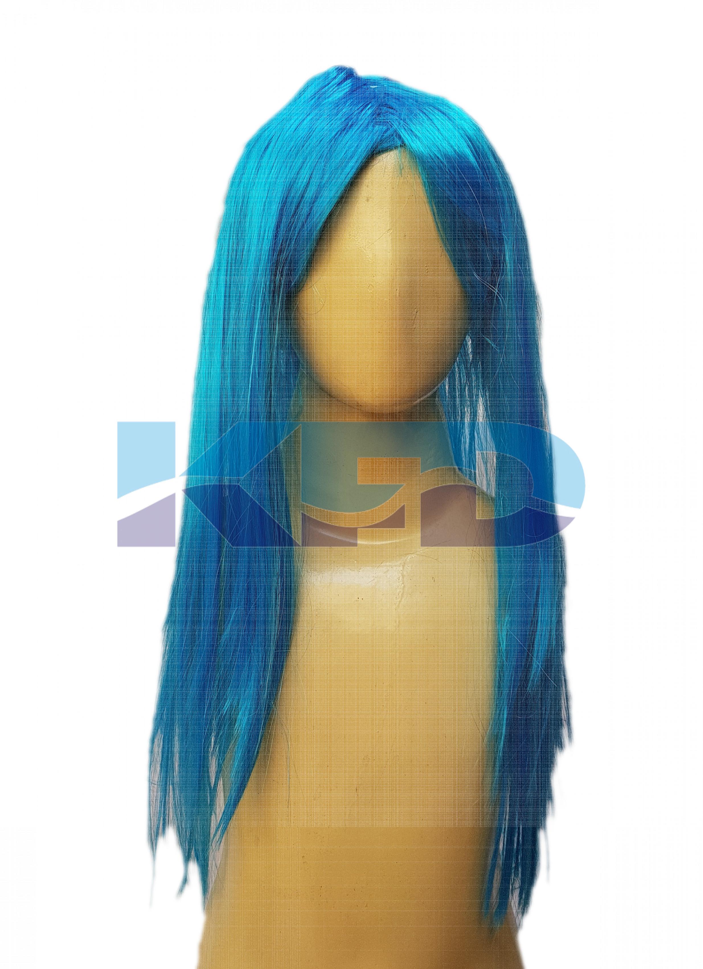 Ladies Hair Wig Firozi color