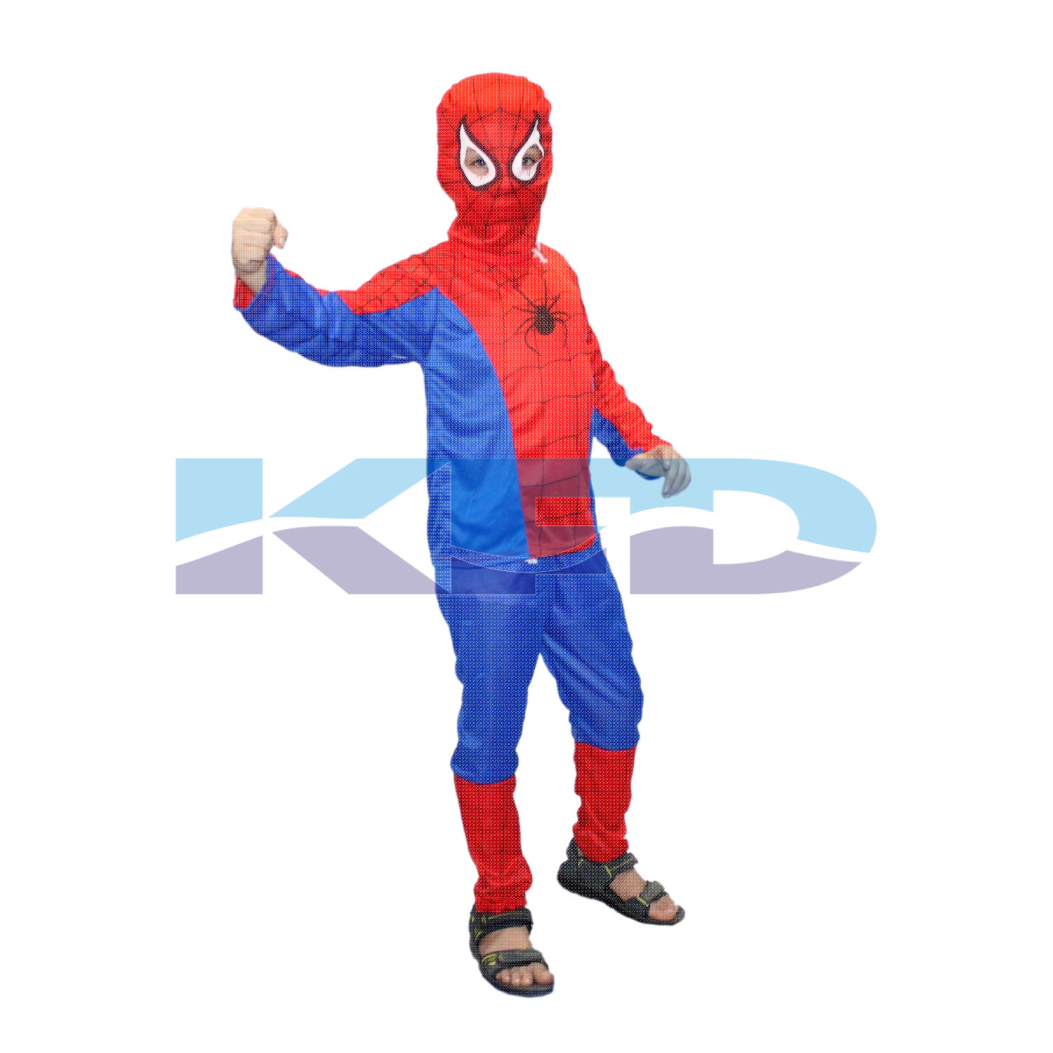 Spider Super Hero Costume,CosPlay Costume,California Costume For School Annual function/Theme Party/Competition/Stage Shows/Birthday Party Dress (Full Size)