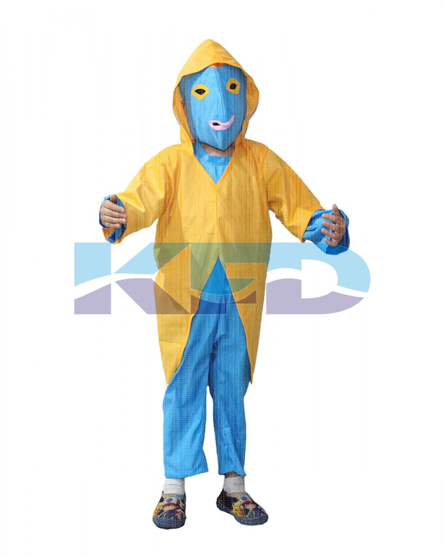 Alien Boys Fancy Dress,Alien Boys Costume,Alien Boys Kids Costume Wear,Alien Miscellaneous Costume Wear,Birthday Party Dress,Annual Function Dress,Theme Party Dress,Competition Dress,Stage Shows Dress