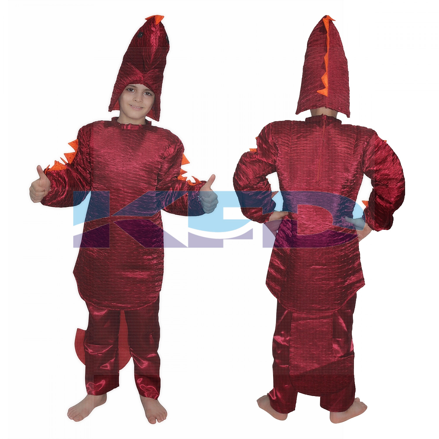 Sea Horse fancy dress for kids,Water Animal Costume for Annual function/Theme Party/Competition/Stage Shows Dress