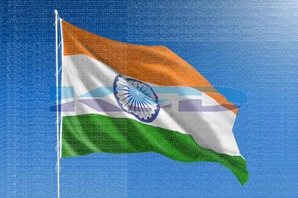 Indian flag size 30*45 2Pcs Set