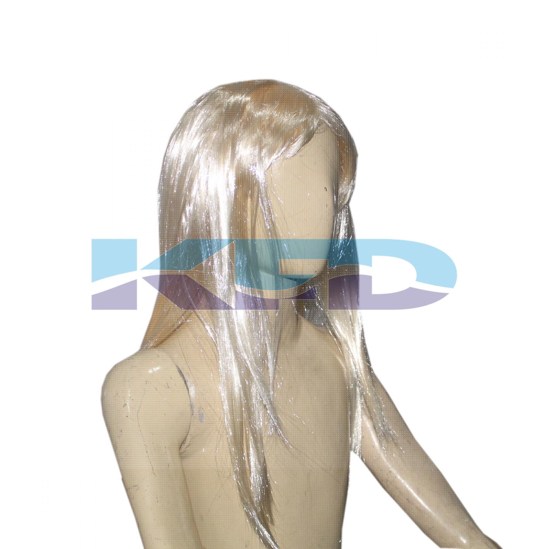 Ladies Hair Wig Skin Color