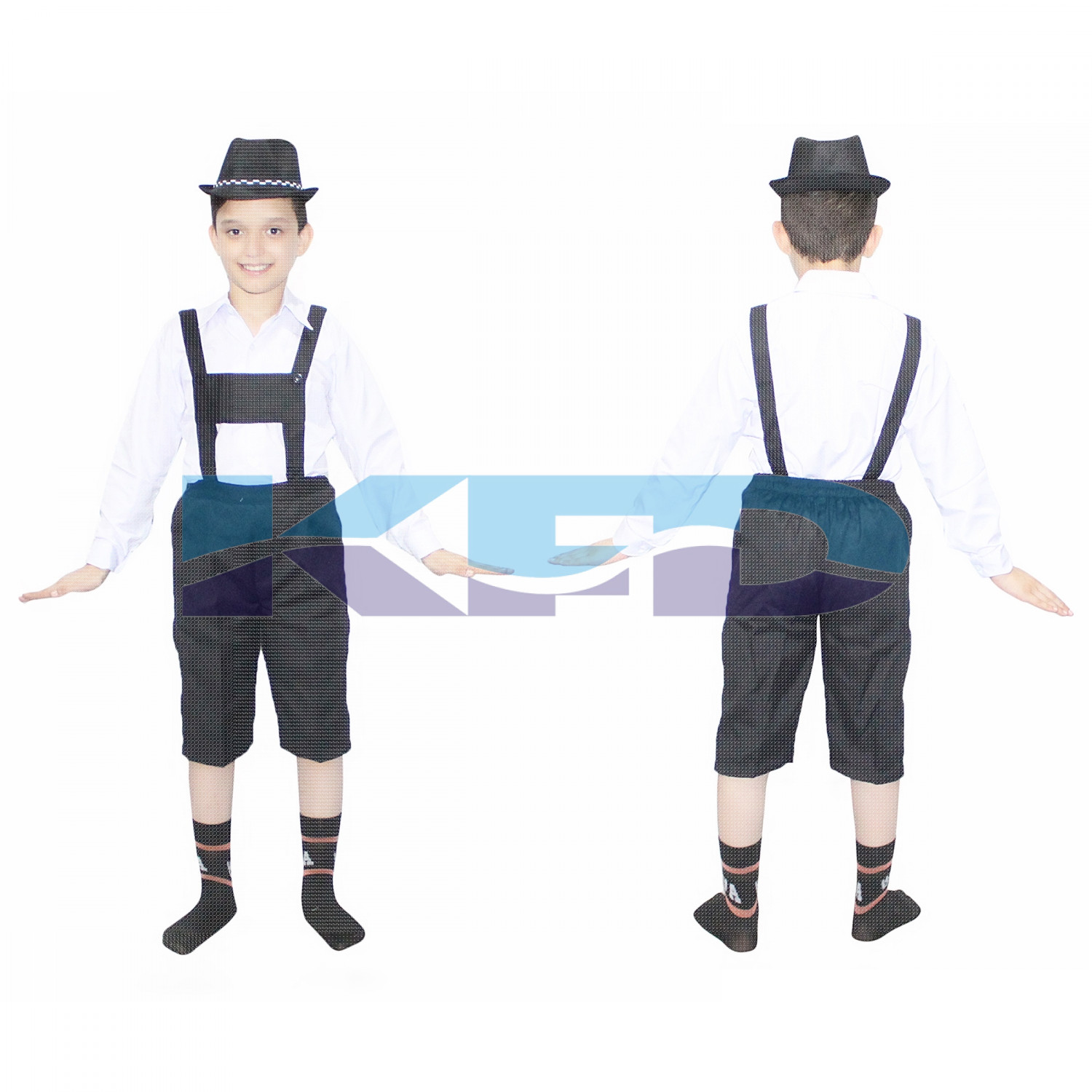 German Boy/Lederhosen Boy Costume/Oktoberfest Costumes/Alpine Boy Costume/German Bavarian Costume For Boy/Hansel German Style/Theme Party/Competition/Stage Shows/Birthday Party Dress