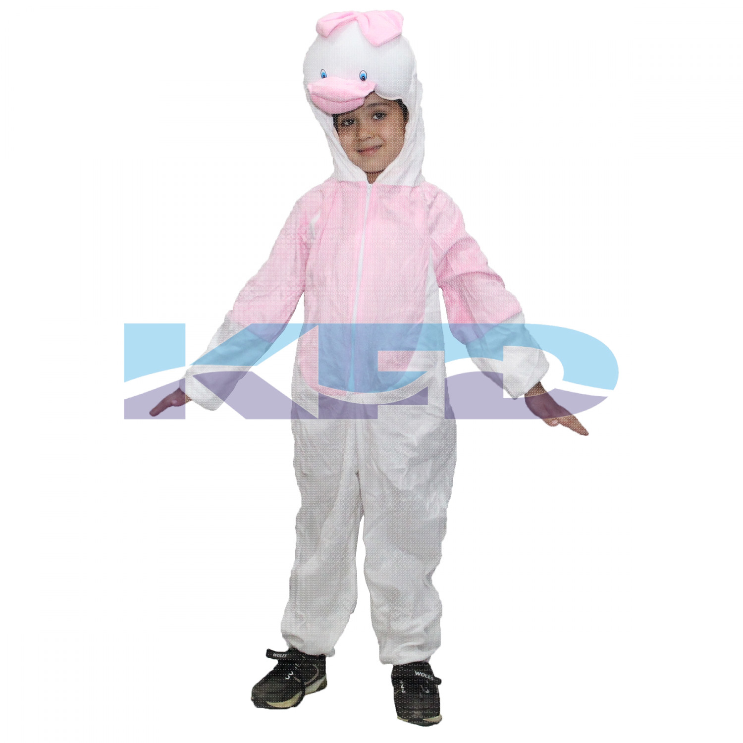 Daisy Duck Fancy dress for kids,Diseny Cartoon Costume for Annual function/Theme Party/Stage Shows/Competition/Birthday Party DressParty Dress