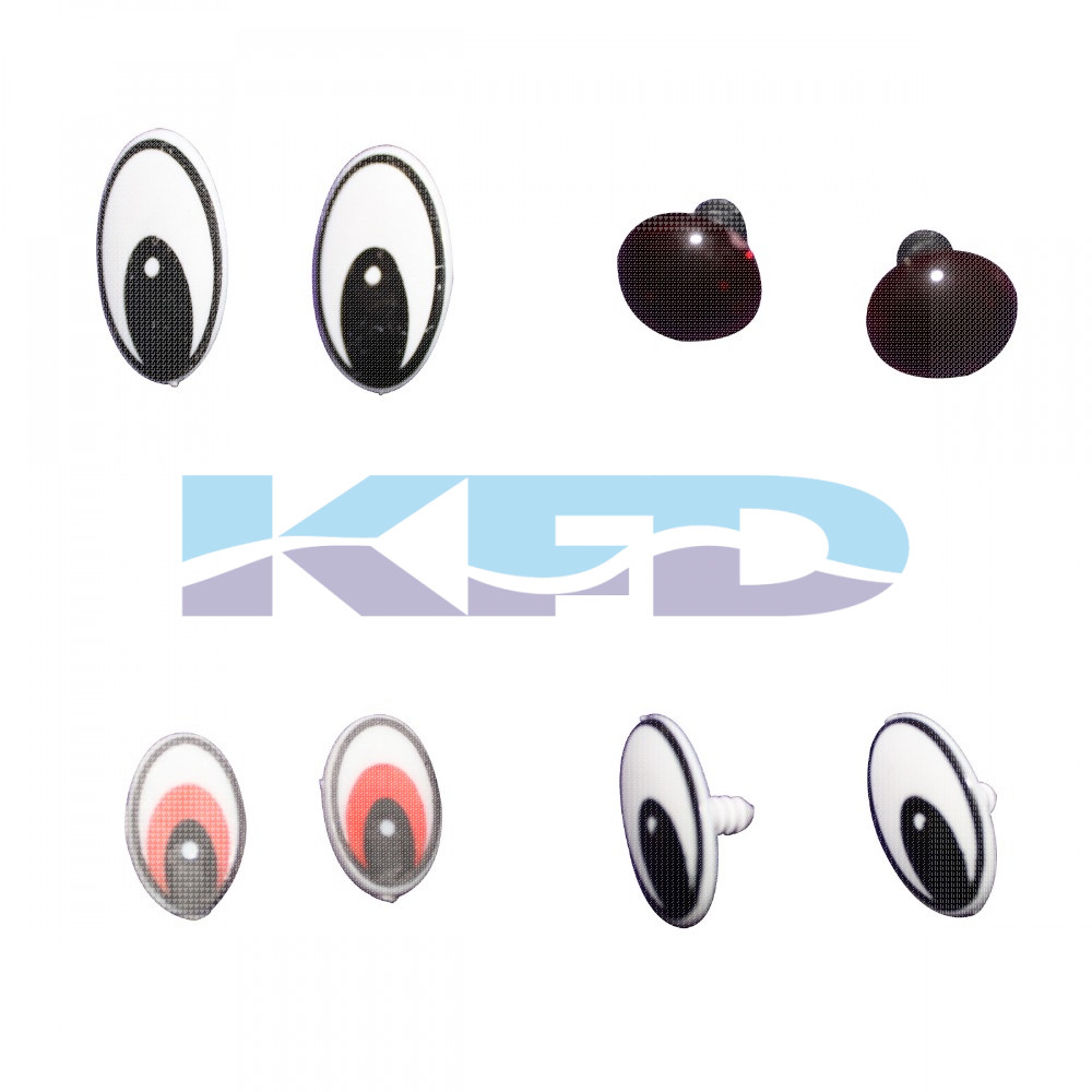 Animals And Fruit Eyes Multi Sizes/fancy Accessories/For Kids