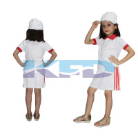 Sania Mirza fancy dress for kids,National Hero Costume For School Annual function/Theme Party/Competition/Stage Shows Dress