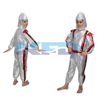 Robot fancy dress for kids,Space Costume for Annual function/Theme Party/Competition/Stage Shows Dress