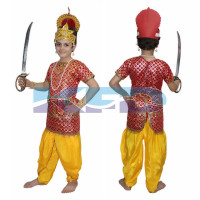Meghnath fancy dress for kids,Ramleela/Dussehra/Mythological Character for Annual function/Theme Party/Competition/Stage Shows Dress