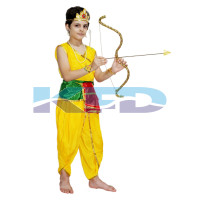 Ram belt fancy dress for kids,Ramleela/Dussehra/Mythological Character for Annual function/Theme Party/Competition/Stage Shows Dress