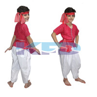 Farmer Fancy Dress For Kids Our Helper Costume For Annual Function/Theme Party/Competition/Stage Shows