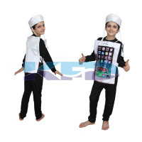 Mobile Phone fancy dress for kids,Object Costume for School Annual function/Theme Party/Competition/Stage Shows Dress