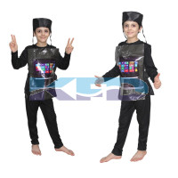 Laptop fancy dress for kids,Object Costume for School Annual function/Theme Party/Competition/Stage Shows Dress