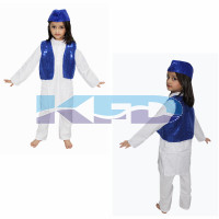 Qawwali Jacket Blue
