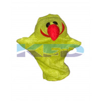 Parrot Puppets for kids, Shows And Tell for Annual function/Theme Party/Competition/Stage Shows Dress
