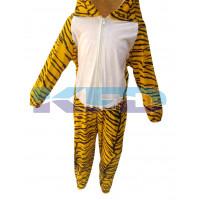 Jum suit tiger print