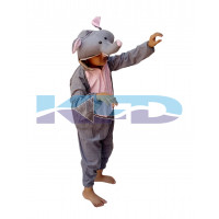 Elephant fancy dress for kids,Wild animal Costume for Annual function/Theme Party/Competition/Stage Shows/Birthday Party Dress