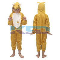 Kangaroo fancy dress for kids,International Wild Animal Costume for School Annual function/Theme Party/Competition/Stage Shows Dress