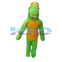 Dragon fancy dress for kids,Wild Animal Costume for School Annual function/Theme Party/Competition/Stage Shows Dress