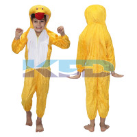 Duckling fancy dress for kids,Bird Costume for School Annual function/Theme Party/Competition/Stage Shows Dress