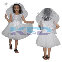 Fairy Fancy Dress for kids,Fairy Teles,Story book costume for Annual function/Theme Party/Competition/Stage Shows/Birthday Party Dress