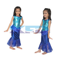 Mermaid Fancy Dress for kids,Fairy Teles,Story book Costume for Annual function/Theme Party/competition/Stage Shows/Birthday Party Dress
