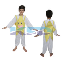 Star Fish fancy dress for kids,Insect Costume for School Annual function/Theme Party/Competition/Stage Shows Dress