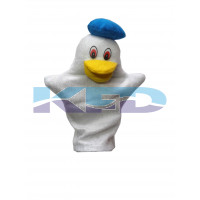 Donald Duck Puppet for kids, Shows and tell for Annual function/Theme Party/Competition/Stage Shows/Birthday Party Dress