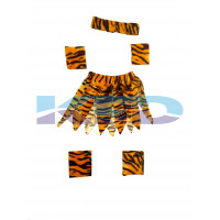 Mowgli fancy dress for kids,Wild Animal Costume for School Annual function/Theme Party/Competition/Stage Shows Dress