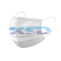 Face Mask White Accessories