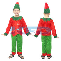 Elfs Fancy Dress for kids,Fairy Teles Characters Shoemaker,Story book Costume for Annual function/Theme Party/Competition/Stage Shows/Birthday Party Dress
