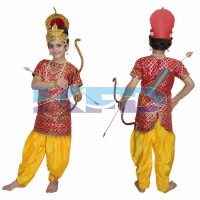 Shri Ram fancy dress for kids,Ramleela/Dussehra/Mythological Character for Annual function/Theme Party/Competition/Stage Shows Dress
