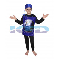 Earth fancy dress for kids,Object Costume for School  Annual function/Theme Party/Competition/Stage Shows Dress