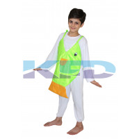 Pirana Fish Insect Costume For School Annual function/Theme Party/Competition/Stage Shows/Birthday Party Dress