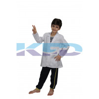Lab Coat Costume For Doctor,Medical,School Annual function/Theme Party/Competition/Stage Shows Dress