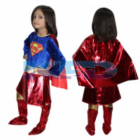 Super Girl Cosplay Costume For School Annual function/Theme Party/Competition/Stage Shows Dress