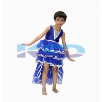 Latin Dance Dress/Fringe Girl Latin Dress Dancing Clothes Dancewear/Latin Salsa Dress/Latin Dance Costumes For School Annual function/Theme Party/Competition/Stage Shows/Birthday Party Dress