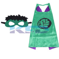 Hulk Robe For Kids/California Costume For kids/Superhero Robe For kids/For Kids Annual function/Theme Party/Competition/Stage Shows/Birthday Party Dress