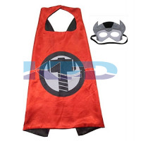 Thor Robe For Kids/California Costume For kids/Superhero Robe For kids/For Kids Annual function/Theme Party/Competition/Stage Shows/Birthday Party Dress