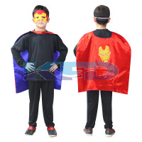 Ironman Robe For Kids/California Costume For kids/Superhero Robe For kids/For Kids Annual function/Theme Party/Competition/Stage Shows/Birthday Party Dress