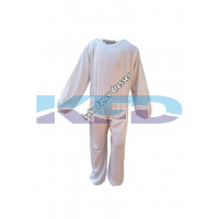 Jum suit white