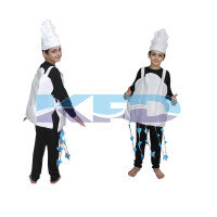 Cloud fancy dress for kids,Nature Costume for Annual function/Theme Party/Competition/Stage Shows Dress