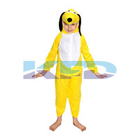 Pluto Dog Fancy dress for kids,Diseny Cartoon Costume for Annual function/Theme Party/Stage Shows/Competition/Birthday Party DressParty Dress