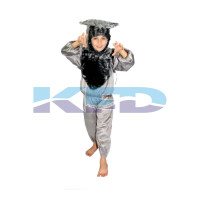 Wolf fancy dress for kids,Wild Animal Costume for Annual function/Theme Party/Competition/Stage Shows Dress