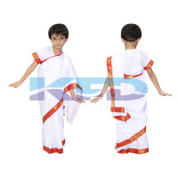 Indra Gandhi fancy dress for kids,National Hero/freedom figter Costume for Independence Day/Republic Day/Annual function/Theme Party/Competition/Stage Shows Dress