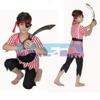 Pirot Without Accessories Fancy Dress for kids,Fairy Teles,Story book Costume for Annual function/Theme Party/Competition/Stage Shows/Birthday Party Dress